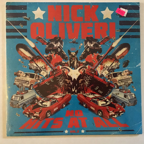 Nick Oliveri - No Hits At All Vol 2 - SEALED - vinyl record LP