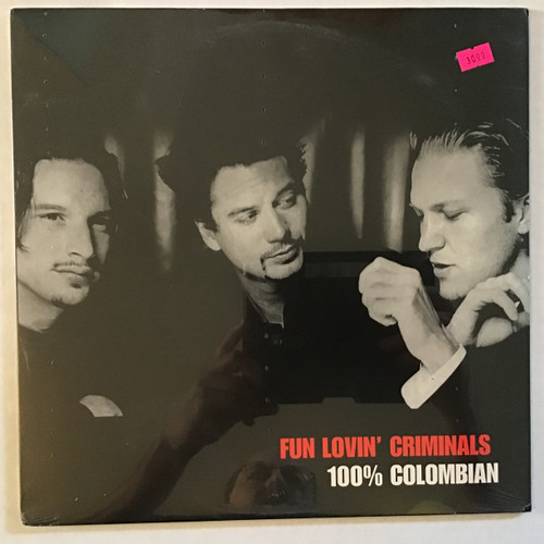 Fun Lovin' Criminals - 100% Colombian - SEALED - vinyl record LP