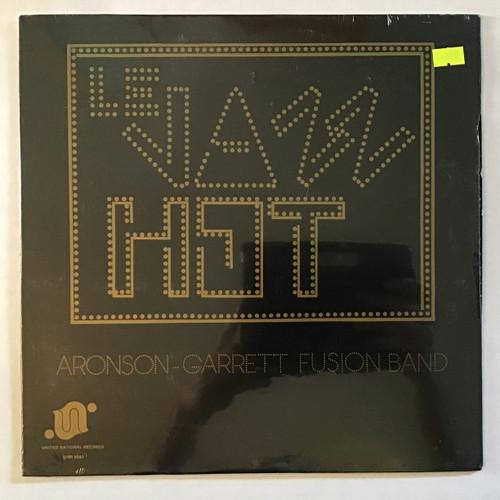 Aronson-Garrett Fusion Band – Le Jazz Hot - SEALED - vinyl record LP