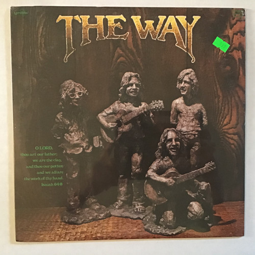 The Way - The Way - SEALED vinyl record LP