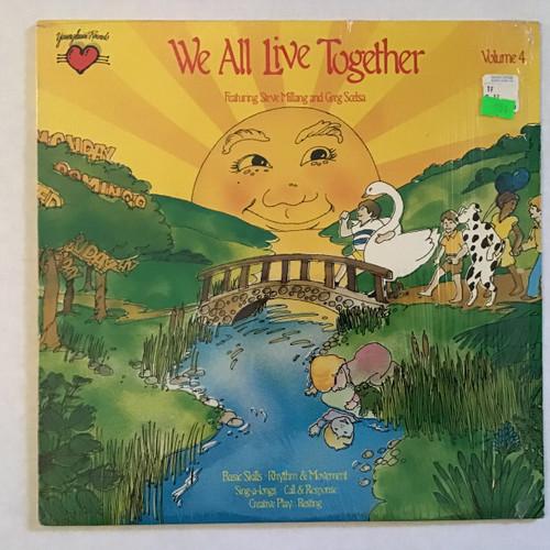 We All Live Together Volume 4  - vinyl record LP