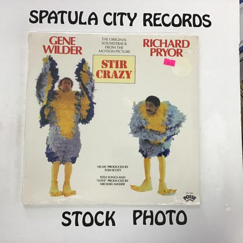 Stir Crazy - Sealed - Soundtrack vinyl record LP