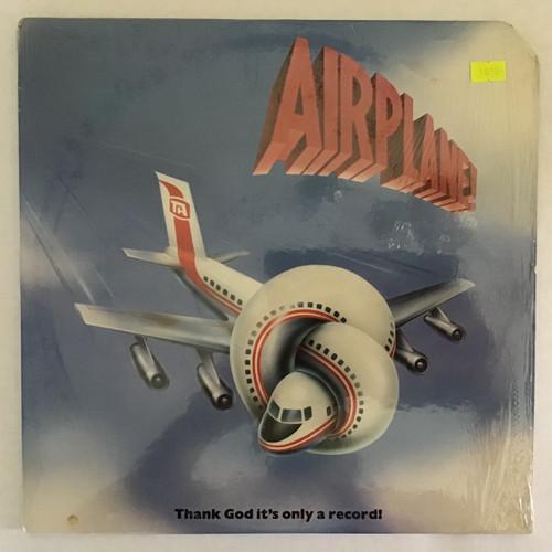 Airplane - soundtrack - vinyl record LP