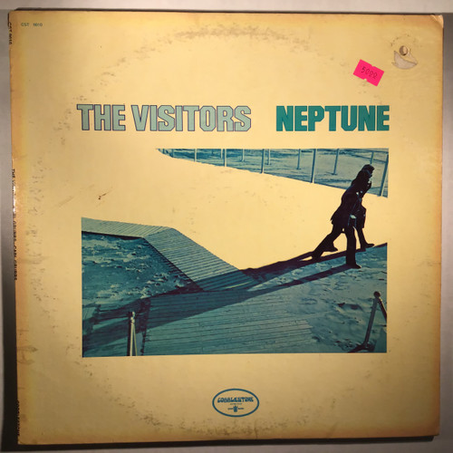 The Visitors - Neptune vinyl record LP