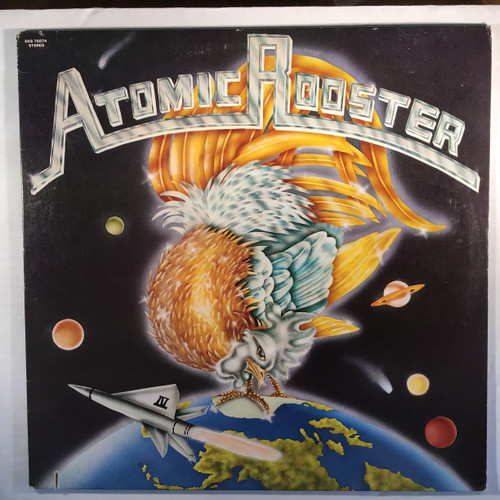 Atomic Rooster - IV vinyl record LP