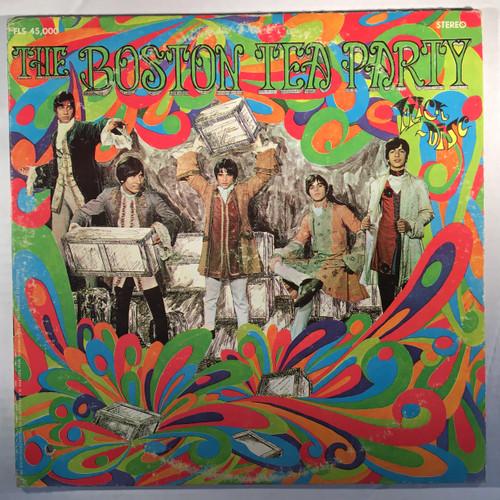 Boston Tea Party, the - The Boston Tea Party vinyl record