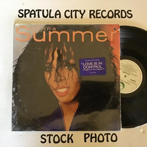 Donna Summer  - Donna Summer -  vinyl record album LP