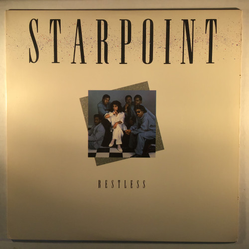 Starpoint - Restless -vinyl record LP