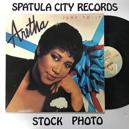 Aretha Franklin - Jump to it - vinyl record LP