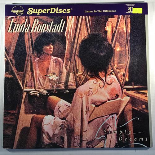 Linda Ronstadt - Simple Dreams- SUPER DISC - vinyl record lp