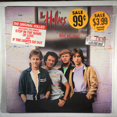 Hollies, the - What goes around -  SEALED - vinyl record LP