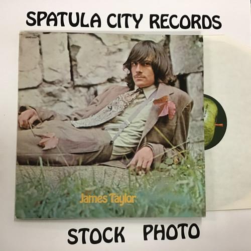 James Taylor - James Taylor - vinyl record LP