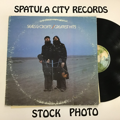 Seals and Crofts - Greatest Hits - vinyl record LP
