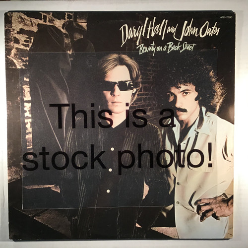 Daryl Hall And John Oates* ‎– Beauty On A Back Street  - vinyl record LP