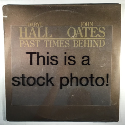 Daryl Hall & John Oates ‎– Past Times Behind  - SEALED - vinyl record LP