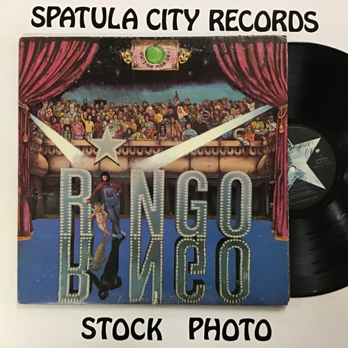 Ringo Starr - Ringo - Vinyl record LP