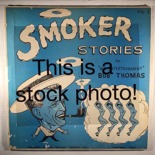Bub Thomas - Smoker Stories - vinyl record LP
