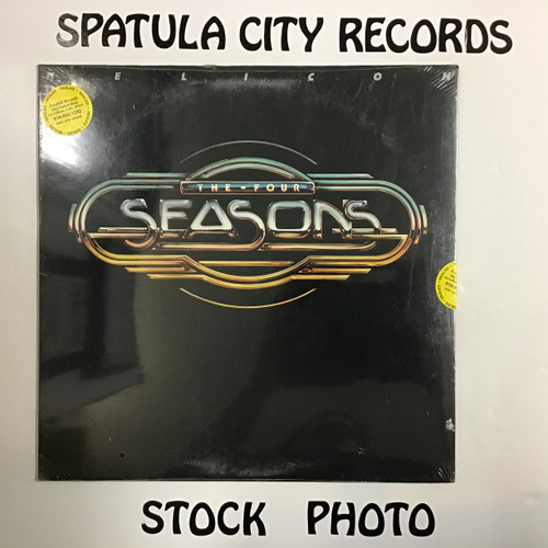 Four Seasons, the - Helicon - vinyl record LP