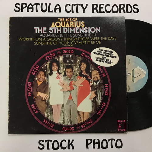 5th Dimension, the - The Age of Aquarius - vinyl record LP