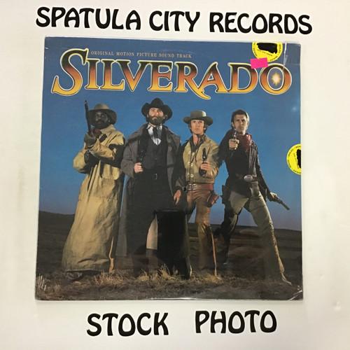 Silverado - Soundtrack - vinyl record LP