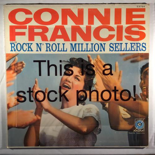 Connie Francis - Rock n Roll Million Sellers -  MONO - vinyl record LP