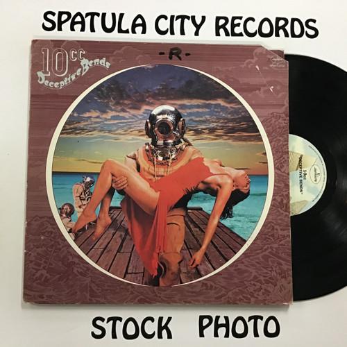 10cc – Deceptive Bends - vinyl record LP