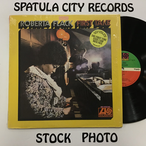 Roberta Flack - First Take - vinyl record LP