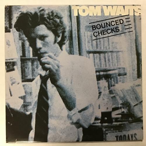 Tom Waits - Bounced Checks - IMPORT - vinyl record LP