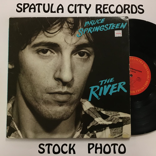Bruce Springsteen - The River - DOUBLE vinyl record LP