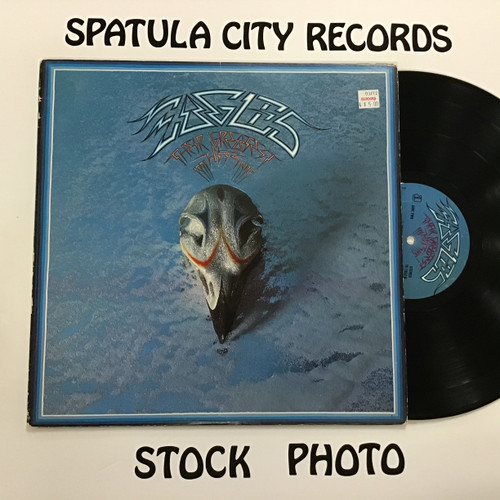 Eagles - Their Greatest Hits- 1971-1975 -  vinyl record LP