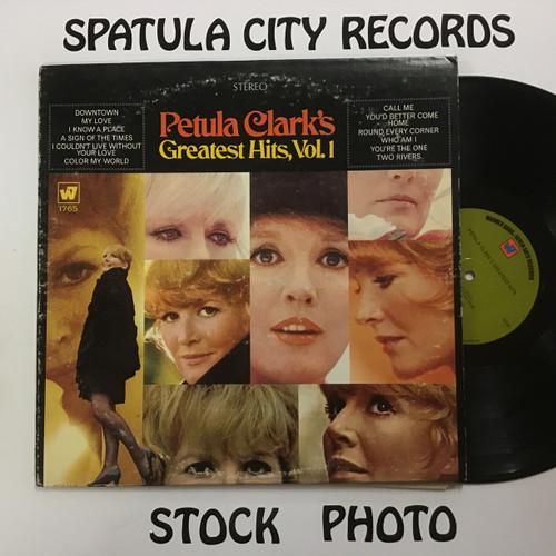 Petula Clark - Greatest Hits Volume 1  - vinyl record LP