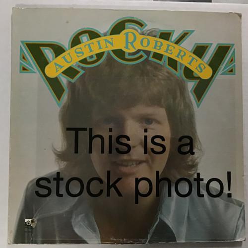 Austin Roberts - Rocky - vinyl record LP