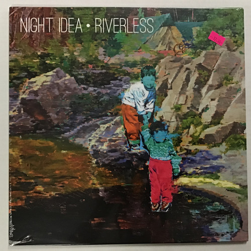 Night Idea - Riverless  - SEALED - vinyl record LP