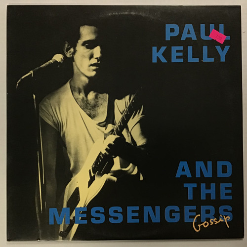 Paul Kelly And the Messengers -  Gossip - PROMO -  vinyl record LP