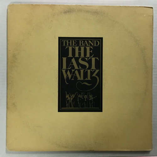 Band, the - The Last Waltz - triple vinyl record LP