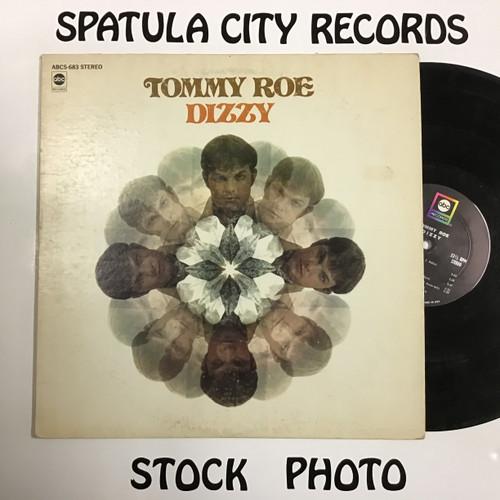 Tommy Roe - Dizzy - vinyl record LP