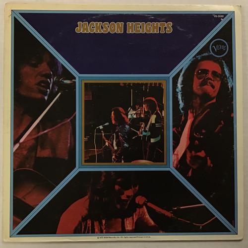 Jackson Heights - Jackson Heights - WLP PROMO - vinyl record LP