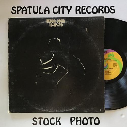 Elton John – 11-17-70 - vinyl record LP