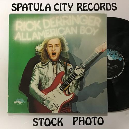 Rick Derringer - All American Boy - Vinyl Record LP