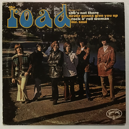 Road, the - The Road - vinyl record LP