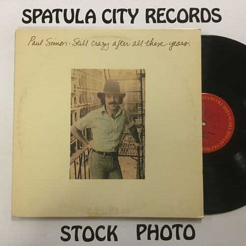 Paul Simon - Still Crazy After All These Years - Vinyl record LP