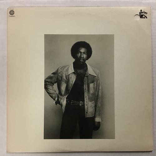 Gene Redding - Blood Brother - vinyl record LP