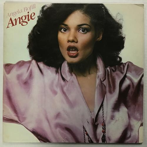Angela Bofill - Angie - vinyl record LP