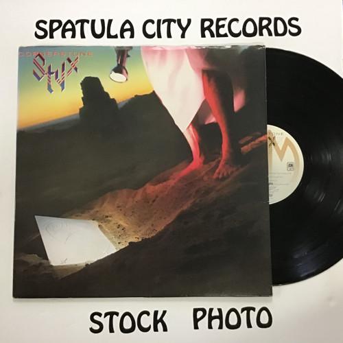 Styx - Cornerstone - vinyl record LP