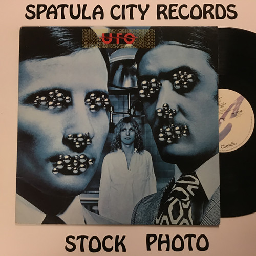 UFO - Obsession - PROMO -  vinyl record LP