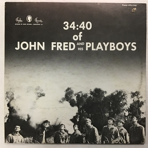 John Fred and his Playboys - 34:40 of John Fred and his Playboys - vinyl record LP