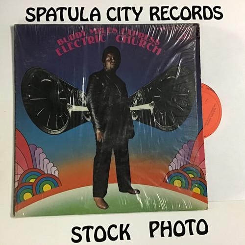 Buddy Miles Express - Electric Church - vinyl record LP