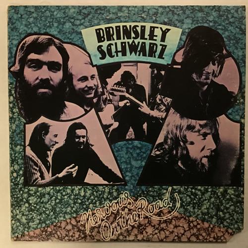 Brinsley Schwarz - Nervous On the Road - vinyl record LP