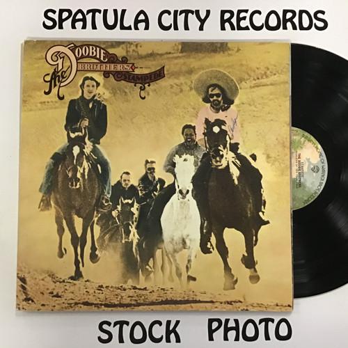 Doobie Brothers, The - Stampede - vinyl record LP