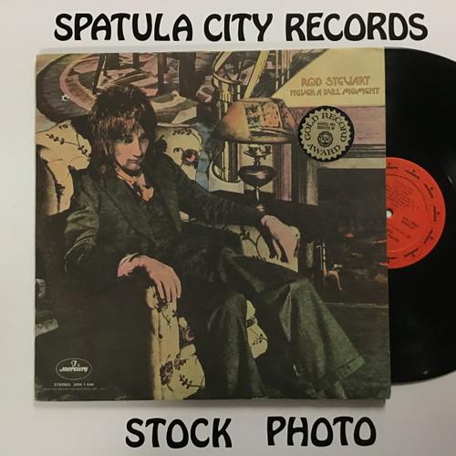 Rod Stewart - Never a Dull Moment - vinyl record LP